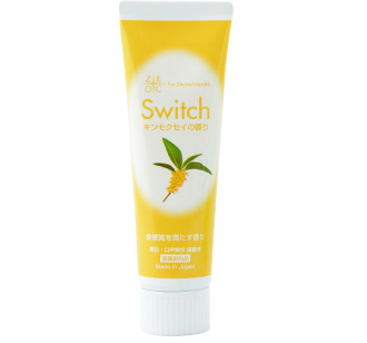 Switch toothpast fragrant olive