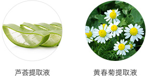 芦荟提取液 黄春菊提取液