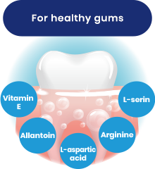 For healthly gums